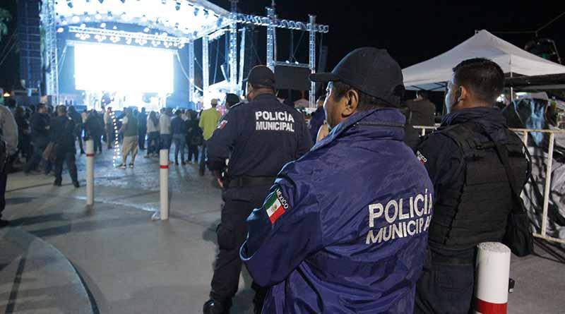 Finalizan sin incidentes Fiestas de Fundación de La Paz
