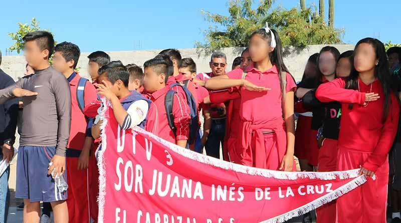 Participarán 400 alumnos de BCS en Foro en Pro de la convivencia escolar pacífica: SEP