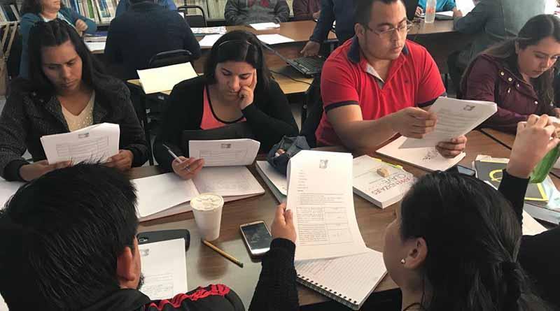 Imparten Taller de estrategias didácticas a 211 maestros de nivel primaria en Mulegé
