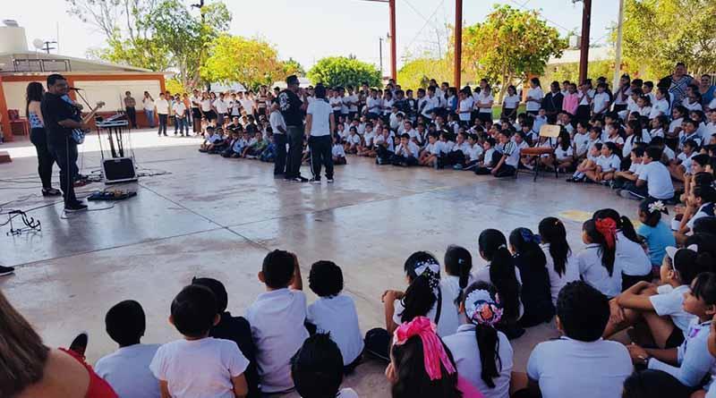 Más de 2 mil alumnos de Loreto participaron en programa de prevención y cultura