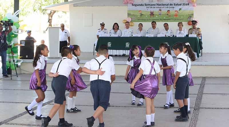 Prevenir desde la escuela mejora la salud pública de BCS: SEP
