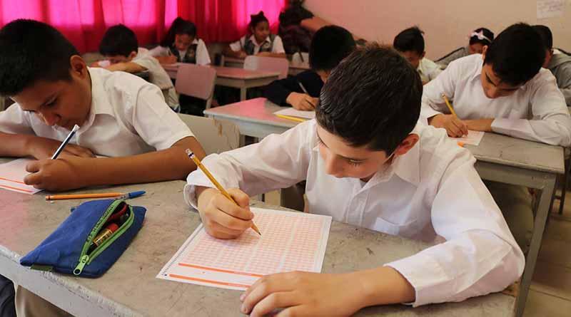 Aplicarán la prueba PLANEA alumnos de sexto año de primaria