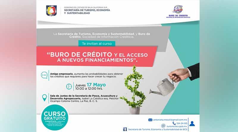 Se capacitan empresarios locales en materia de crédito y financiamiento