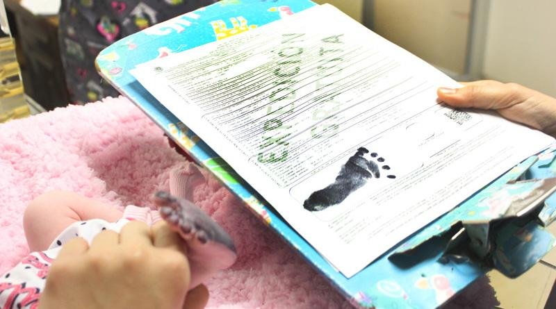 Inició en BCS la emisión de Certificados Electrónicos de Nacimiento