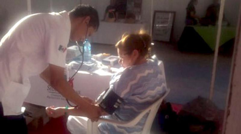 Acercan servicios de medicina preventiva a vecinos de Ciudad Constitución