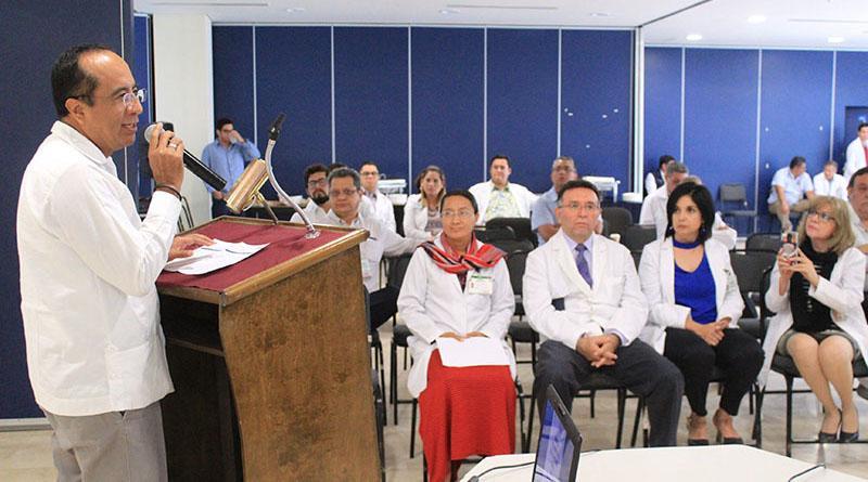 Humanismo Médico es base de la mejora de servicios estatales de salud