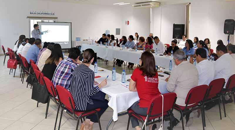Se realizó la cuarta reunión del Sistema Estatal de Empleo en La Paz