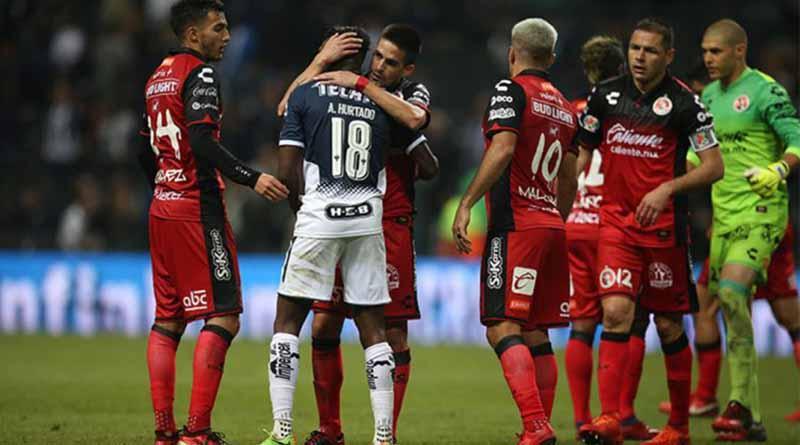 Monterrey logra valioso empate ante Tijuana