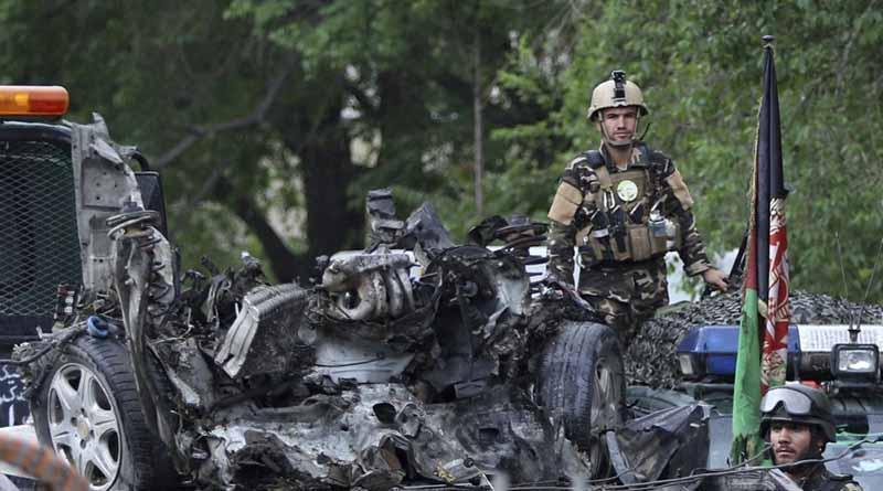 Ataque con coche bomba deja dos soldados muertos en Afganistán