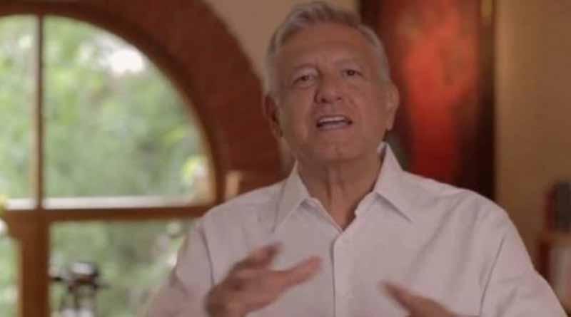 Ordenan retirar spot de Morena con voz e imagen de López Obrador