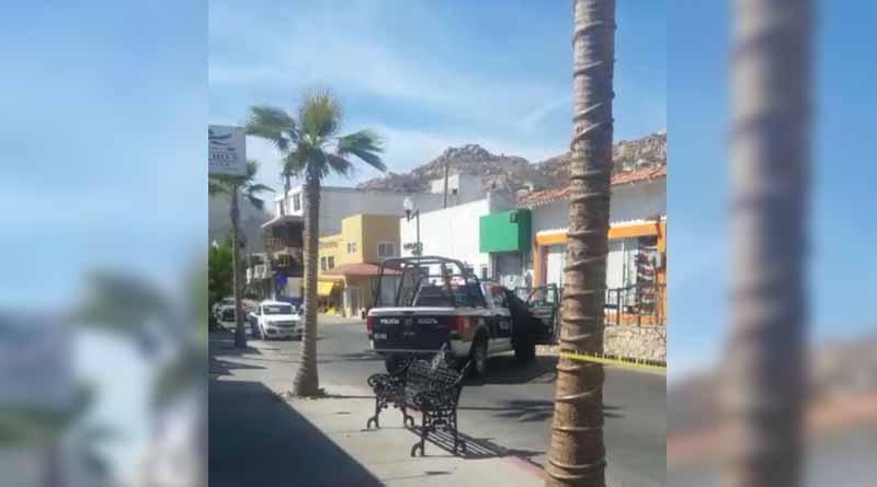Reportan robo de joyería en la zona centro de CSL