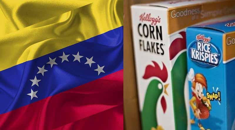 Kellogg's huye de Venezuela, Nicolás Maduro ordena tomar la planta