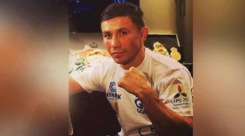 """Boxeador Gennady Golovkin está listo para """"Canelo"""" y limpiar división"""