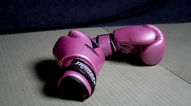 Boxeadora mexicana Guadalupe Bautista conquista título en Argentina