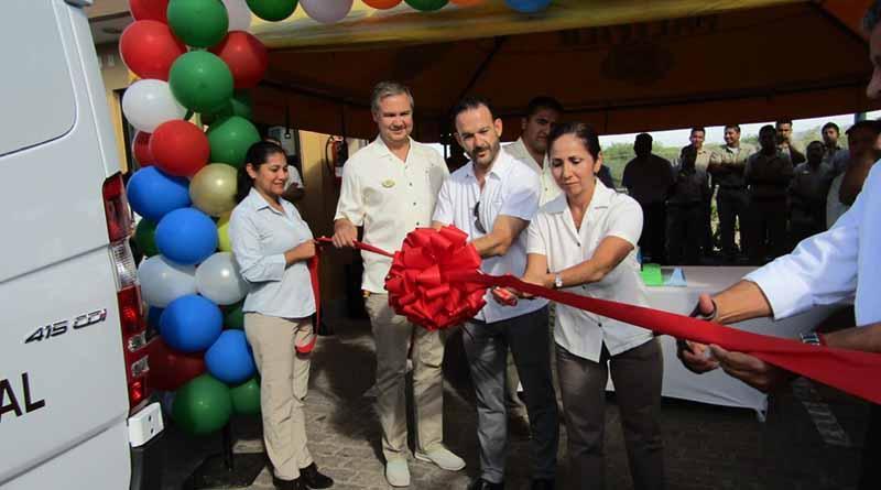 Estrena The Villa Group Resorts unidades de transporte para sus colaboradores