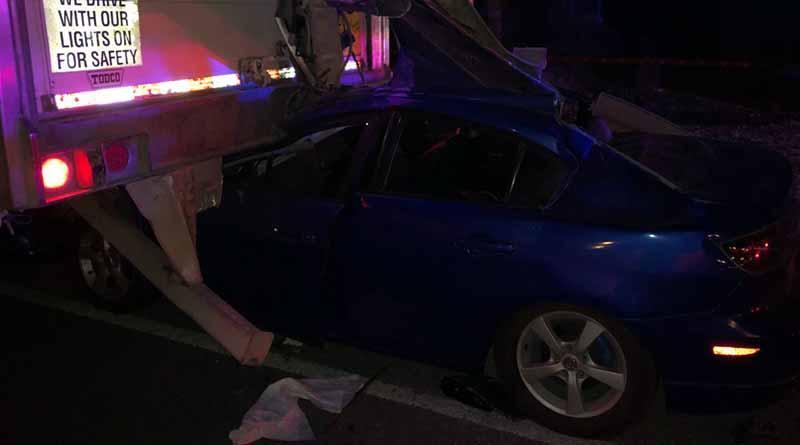 Agente de la Ministerial sale gravemente lesionado en accidente automovilístico