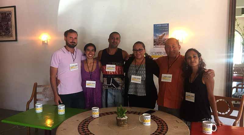 """Grupo Colmena Cultural busca crear consciencia con espectáculo """"Puntos de Encuentro"""""""