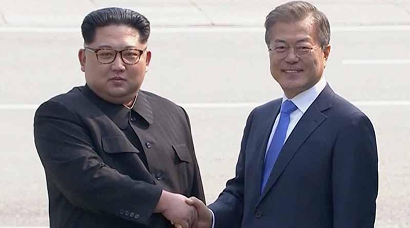 Dirigentes de ambas Coreas dialogarán antes de la cumbre Trump-Kim