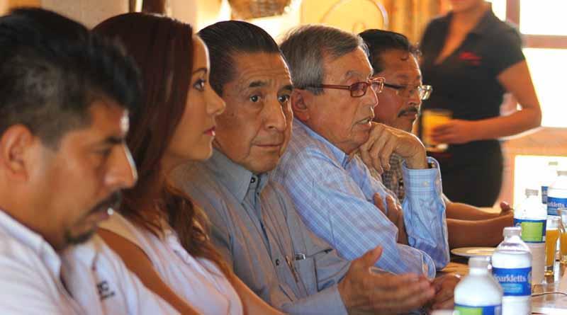 Reconoce CROC y candidata a diputada del PRI por el distrito 9 logro del Presidente Peña Nieto con expropiación de 33 hectáreas en CSL