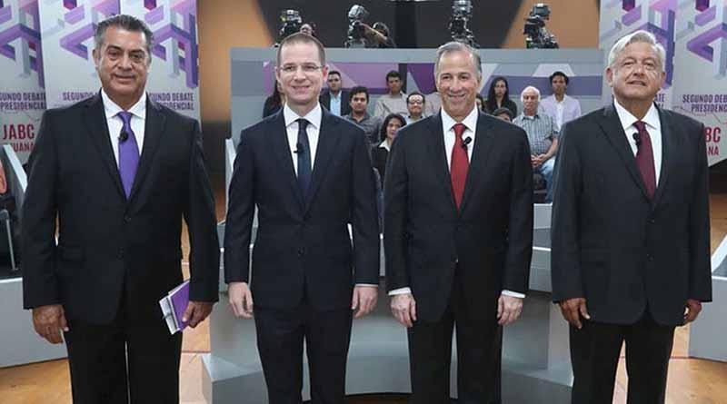 Histórica será la elección e histórico fue este segundo debate candidatos