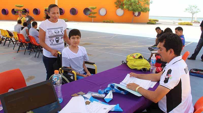 Clasifican a nivel nacional a jóvenes deportistas con parálisis cerebral en BCS