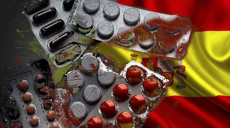 Desmantelan mayor laboratorio de drogas sintéticas en España