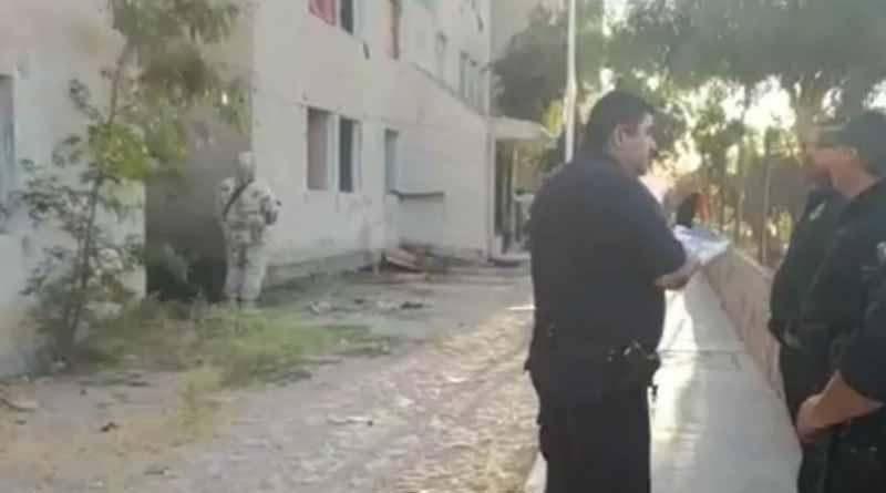 En La Paz, asesinan a una pareja con disparo de arma de fuego