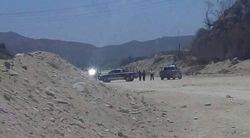 Encuentran cuerpo de un hombre en estado de descomposición en Vado de Santa Rosa