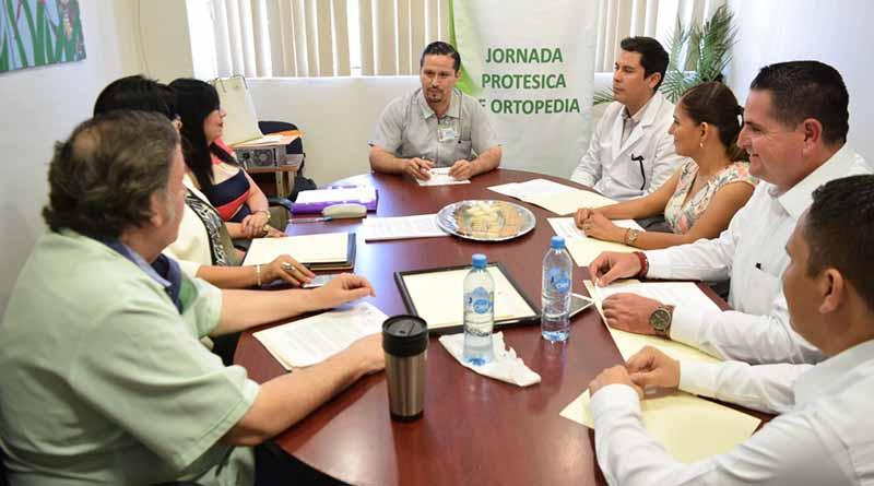 """Realizan """"Jornada Protésica"""" en el Hospital General de CSL"""