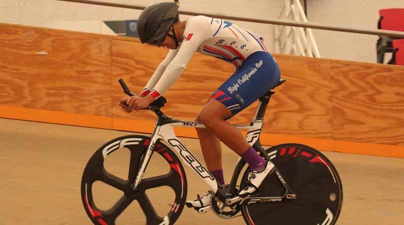Logra Juan Carlos Ruíz el bicampeonato en ciclismo