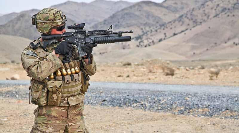 Fuerzas afganas abaten a 300 talibanes