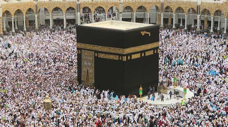 Peregrinos en La Meca serán vigilados con drones y cámaras