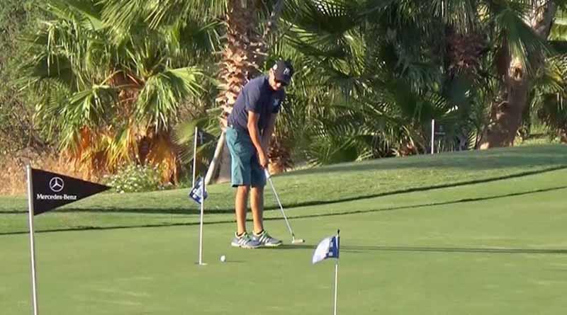 Se realizó en Los Cabos el torneo de golf amateur Mercedes Trophy 2018