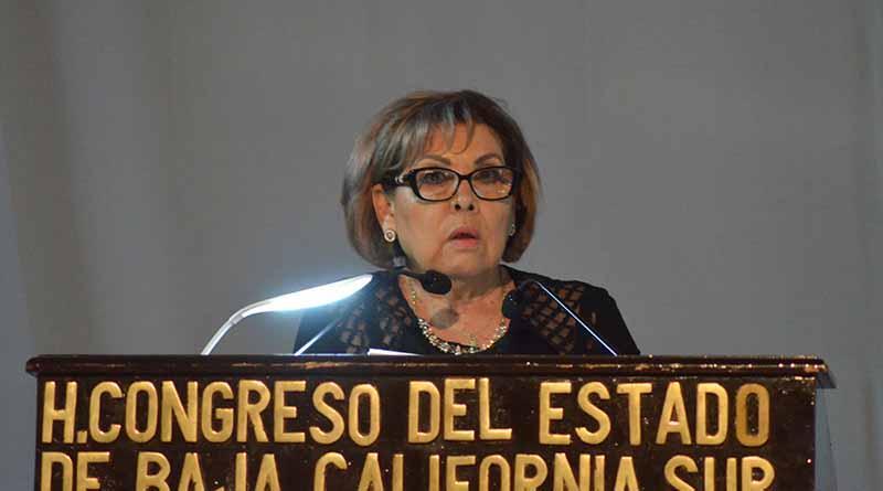 Solicita la Diputada Guadalupe Rojas se dictamine sobre la protección de los recursos naturales de Baja California Sur