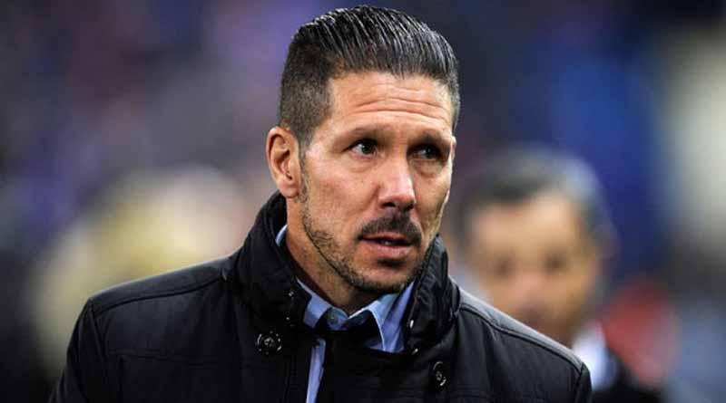 Diego Simeone es suspendido y se pierde la final de Europa League