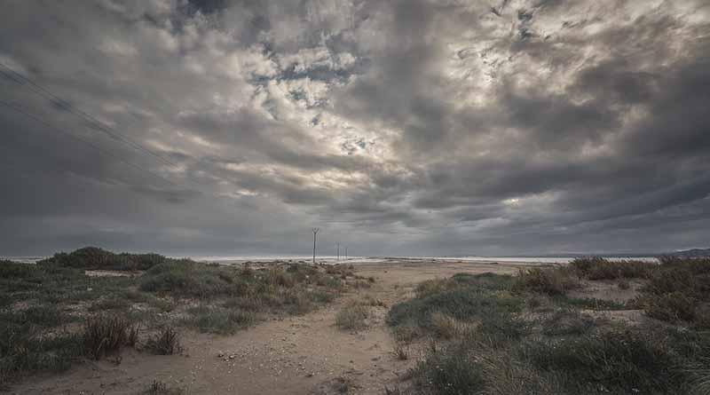Occidente, centro y sur del país registrarán nublados con tormentas