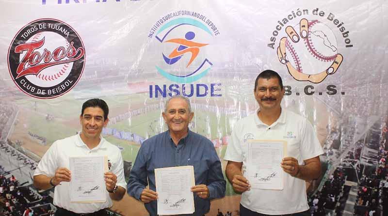 Toros de Tijuana desarrollará talentos en beisbol