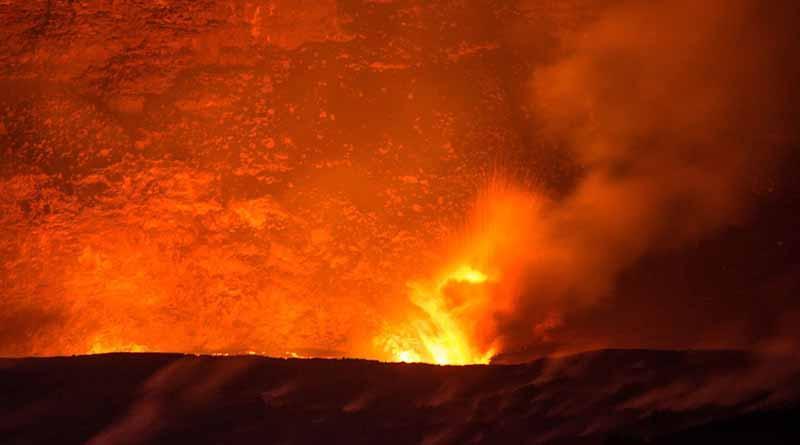 Hawaii evacúa a más de 10 mil personas tras erupción de volcán Kilauea