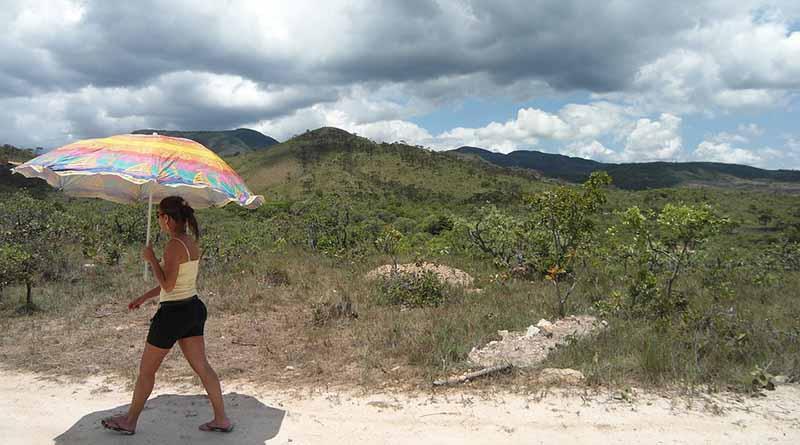 Pronostican onda de calor y lluvias en la mayor parte de México