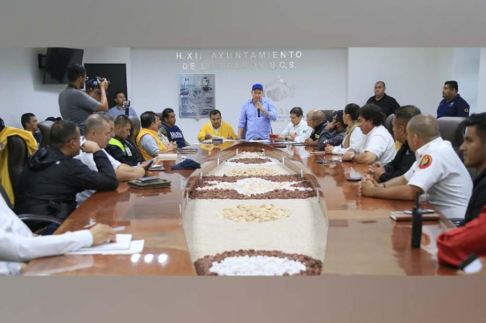 Consejo municipal de protección civil hace un llamado a actores políticos a respetar protocolos de protección civil