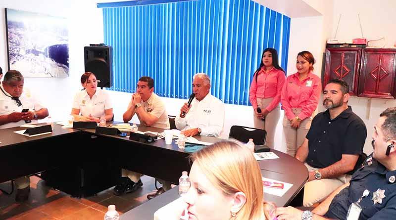 Realizan CXXIV Sesión del Comité de Operación del Puerto de Cabo San Lucas
