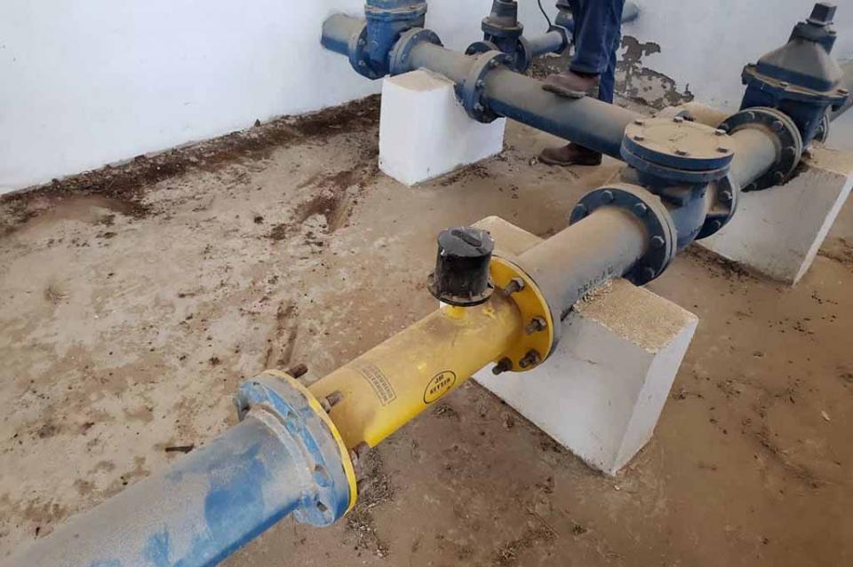 Supervisa comisión estatal del agua acueducto pacífico norte