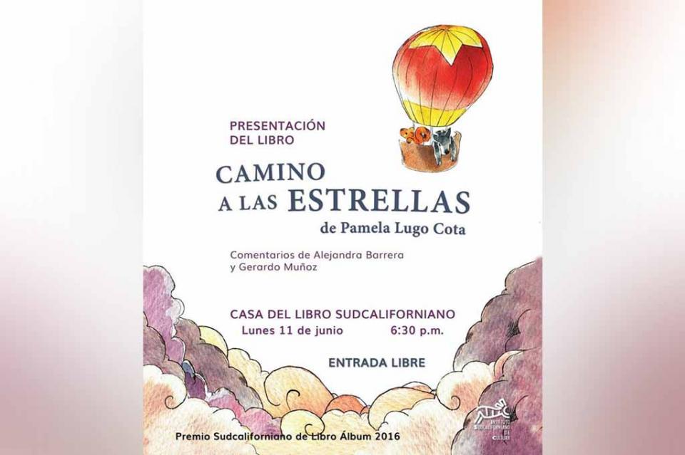 """Llevará a Cabo  Instituto de Cultura la presentación editorial """"Camino a las Estrellas"""""""