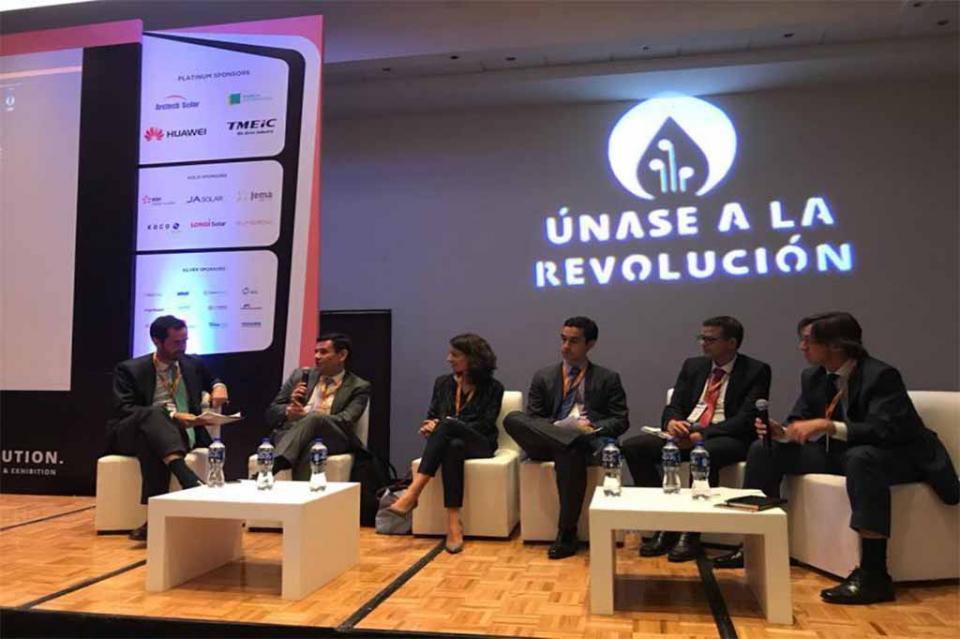 Participa BCS en Reunión Internacional de energía