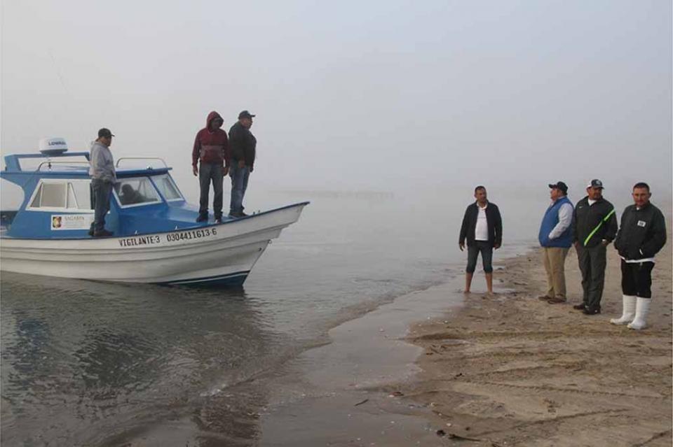 Reconoce Sepada esfuerzos del sector pesquero contra la Pesca Ilegal