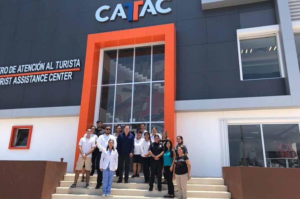 Brinda BCS servicios integrales a turistas