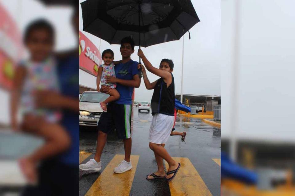 Con las primeras lluvias de Bud, sin afectaciones el sector comercial