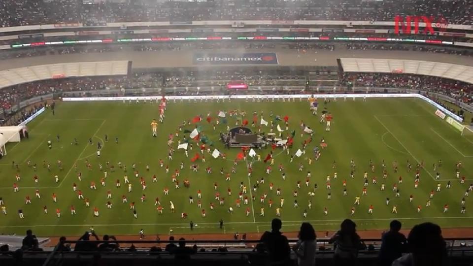 México vence a Escocia en partido de despedida rumbo a Rusia 2018