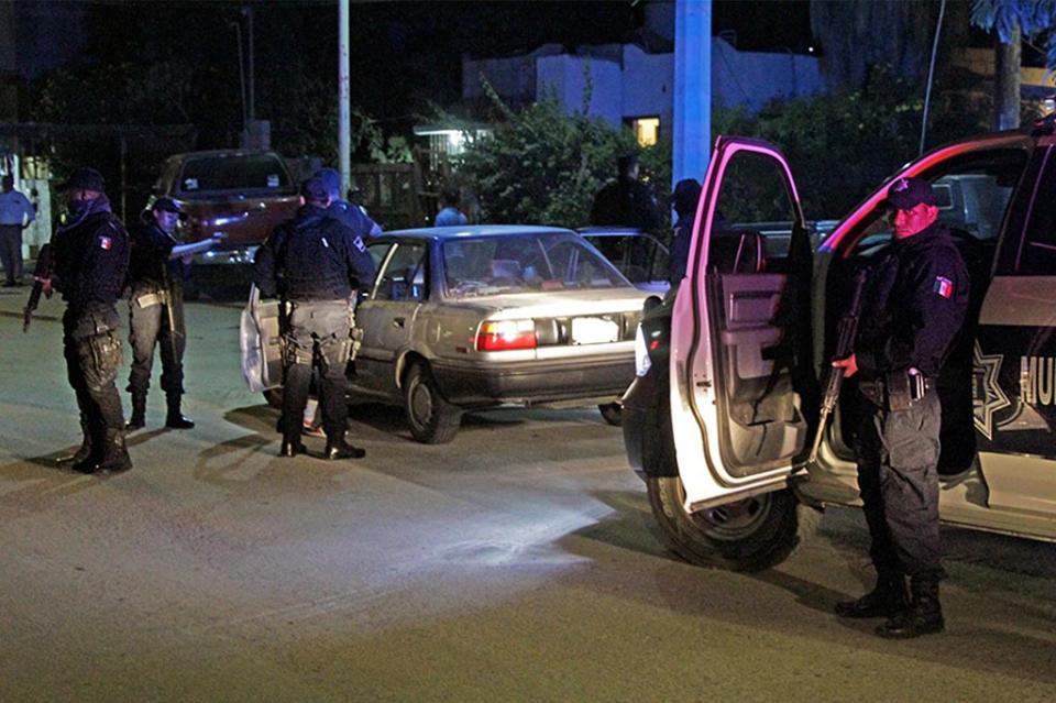 """Para reducir delincuencia, Seguridad Pública despliega operativo """"Calles Seguras"""""""
