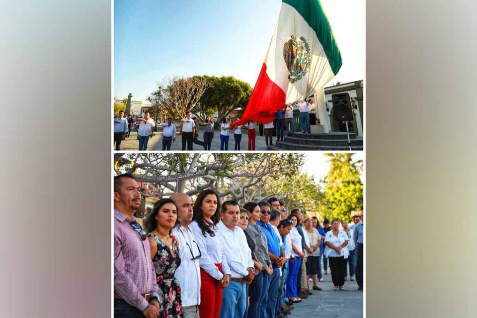 Se conmemoró el CCVII Aniversario Luctuoso de Don Miguel Hidalgo y Costilla
